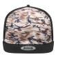 Preview: 5 Panel Mesh Cap camouflage/black
