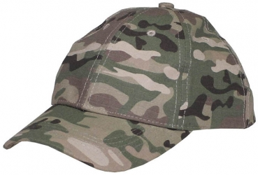 Baseball Cap - Kinder operation-camo