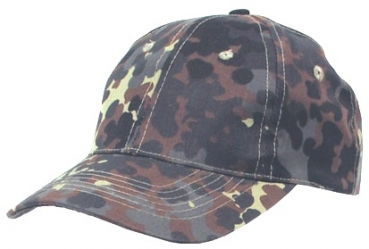 Baseball Cap - Kinder flecktarn