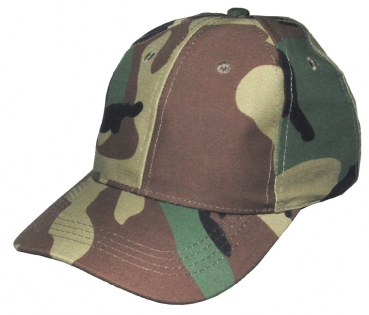 Baseball Cap - Kinder woodland