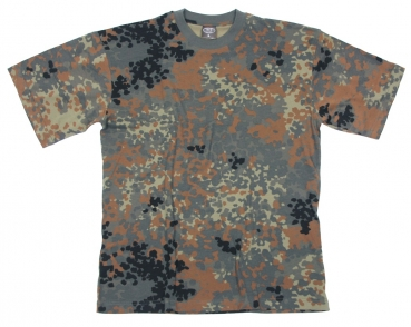 T-Shirt - Kinder flecktarn