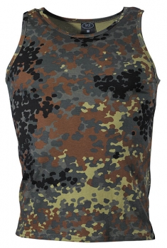 Tank-Top flecktarn